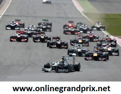 2015 Formula 1 British Grand Prix Live