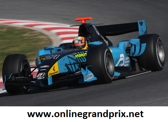 2015 GP2 at Silverstone Live Streaming