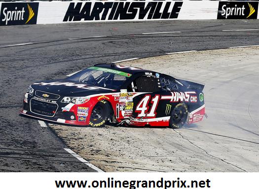 2015 NASCAR STP 500