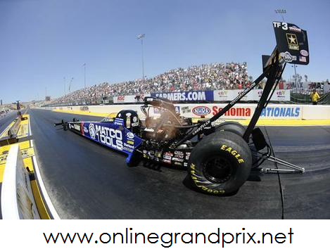 2015 NHRA Sonoma Nationals Live