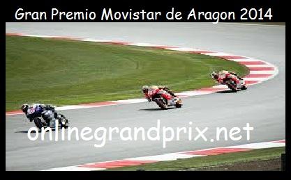 Watch Gran Premio Movistar de Aragon 2014 Stream