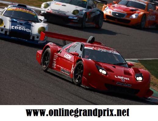 Live Autobacs Super GT Series Round 1 Okayama 300km Race Online