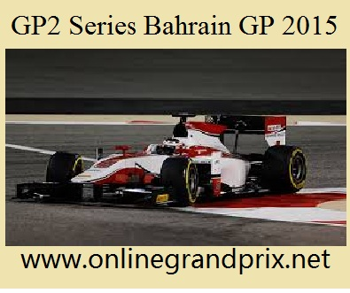 Watch Bahrain GP 2015 Online
