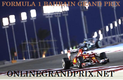 Bahrain Grand Prix 2016 Racing