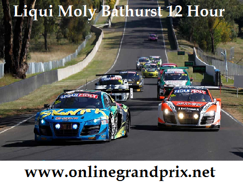 Watch Bathurst 12 Hour Live Stream