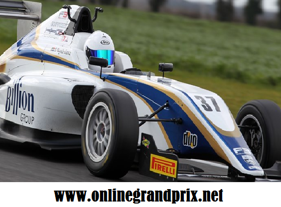 Brands Hatch GP Round 2 Formula 3 2016 Race