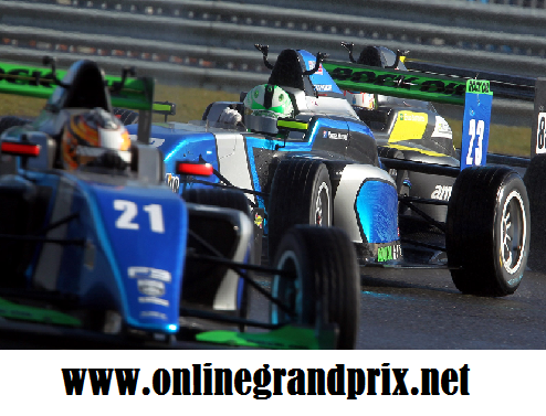 Online Racing British F3 at Rockingham