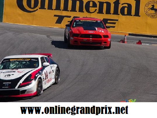 Live Continental Mazda Racing Online
