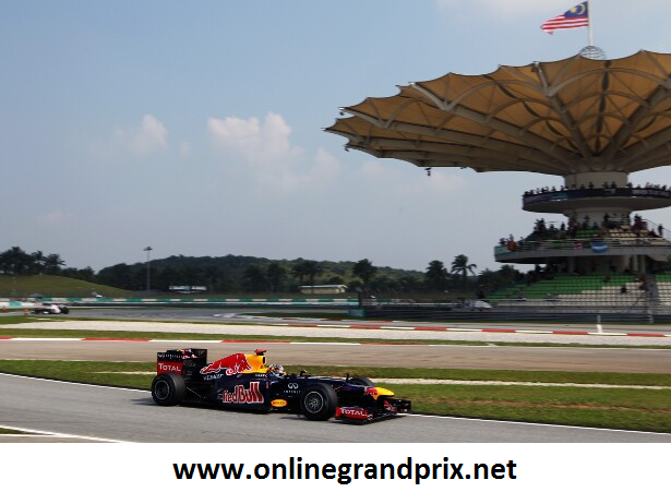 F1 Petronas Malaysia Grand Prix