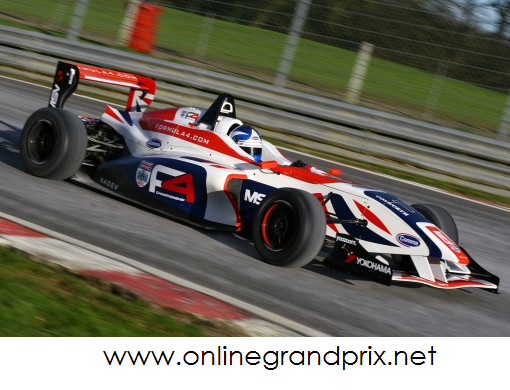 F4 Brands Hatch Grand Prix