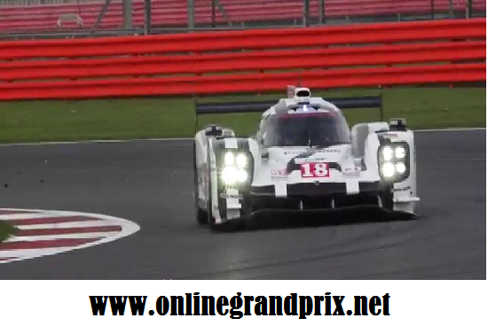 FIA WEC 6 Hours of Silverstone 2016