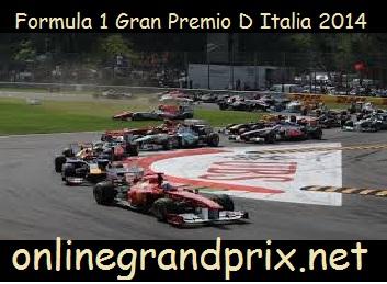 Formula 1 Gran Premio D Italia 2014