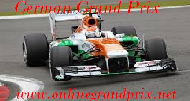Watch Formula 1 German Grand Prix 2014 Live Streaming