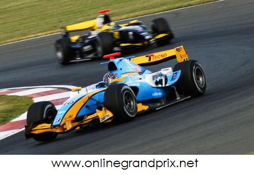 GP 2 Belgium Grand Prix Race Online