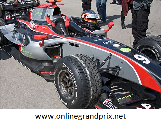 GP 2 Sochi Autodrom