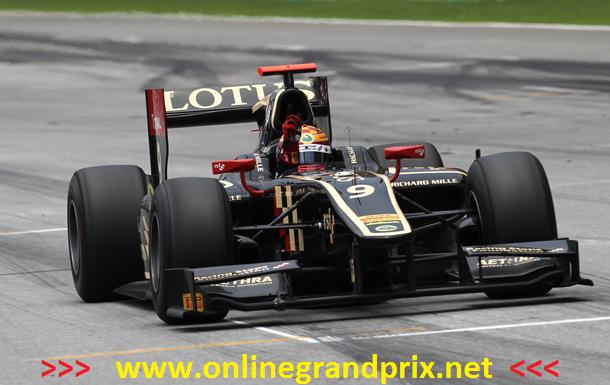 GP2 Sakhir International 2015