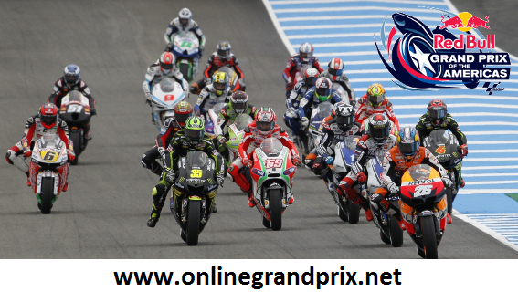 Grand Prix of The Americas 2015