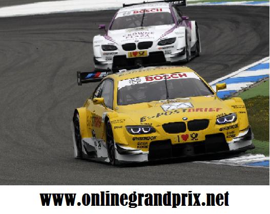 2016 DTM Hockenheim online streaming