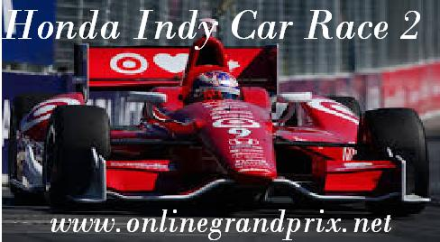 Watch Honda Indy Car Race 2 Live