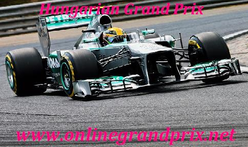 Watch Hungarian Grand Prix Live