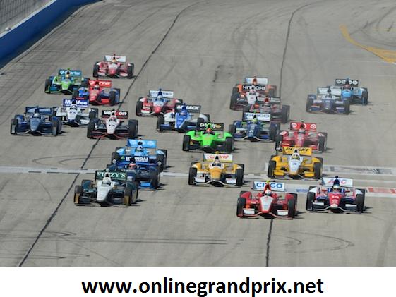 IndyCar Grand Prix Of Indianapolis