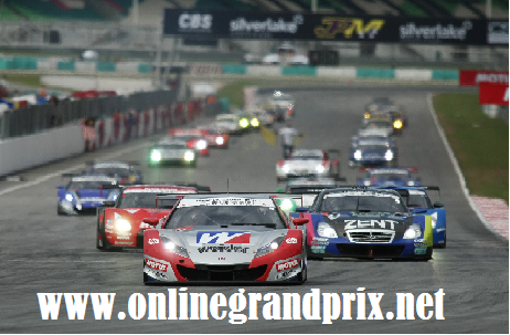 Live Stream Super GT Race 2016