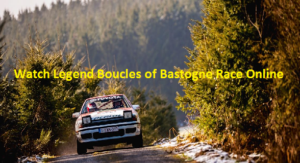 Watch Legend Boucles of Bastogne 2016 Broadcast
