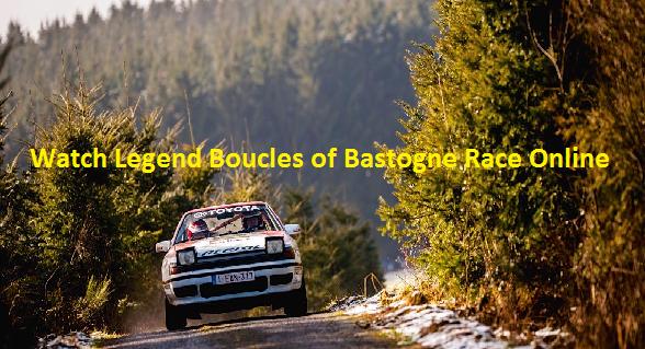Stream Legend Boucles of Bastogne race Live