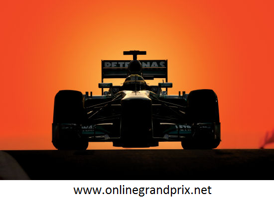Live F1 Mexico GP Streaming 2015