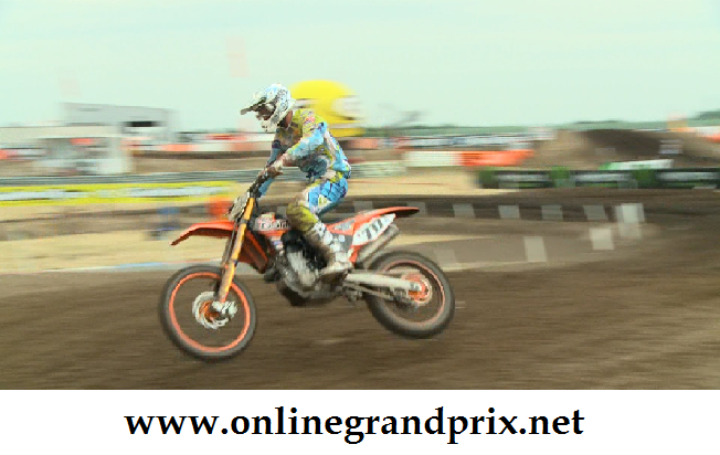 Live German Motocross Grand Prix Racing 2016