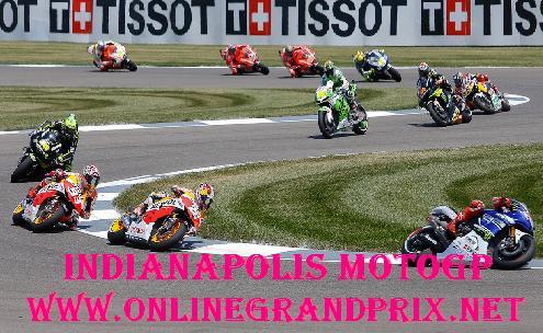 Watch Indianapolis MotoGP Grandprix Live