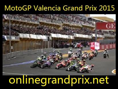 MotoGP Valencia Grand Prix