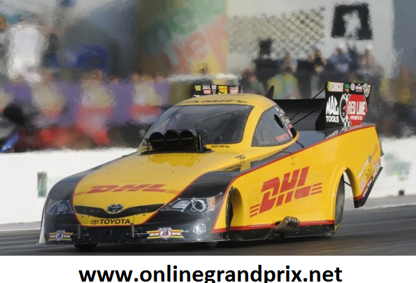 O Reilly Auto Parts NHRA Spring Nationals