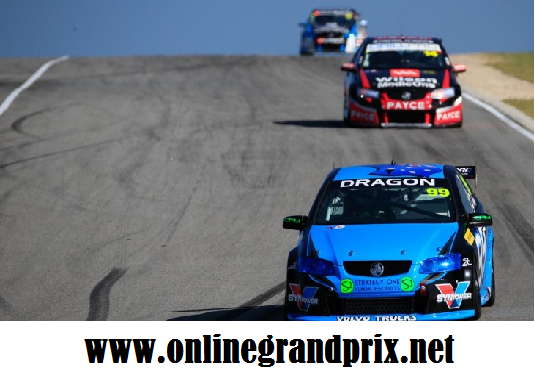2016 Perth SuperSprint V8 Supercars Racing Live Stream