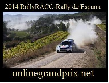 RallyRACC-Rally de Espana