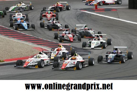 Live 2016 Formula 4 ADAC race at Sachsenring Circuit