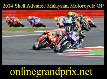 Shell Advance Malaysian Motorcycle GP