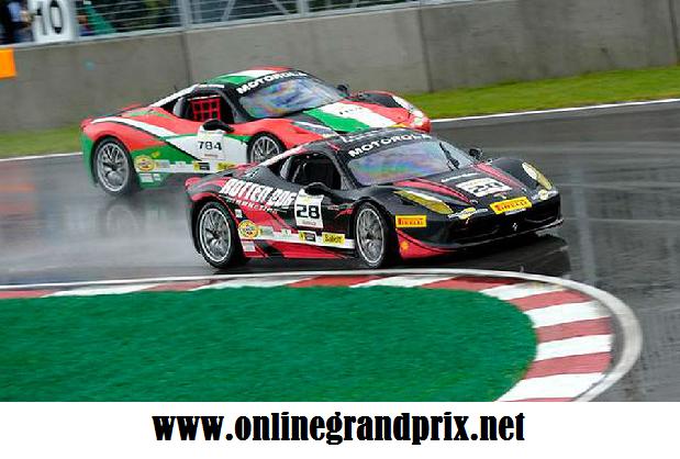 Sonoma Raceway Round 2 Ferrari Challenge Live Streaming