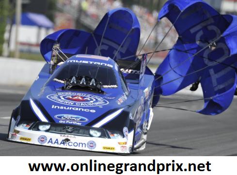 Summit Racing Equipment NHRA Nationals