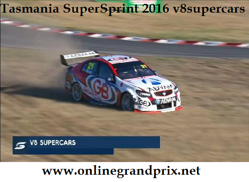 Tyrepower Tasmania 2016 International V8 Supercars Championship Racing Online
