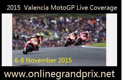 Valencia MotoGP Live Coverage