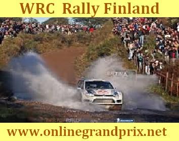 Watch WRC Rally Finland Online