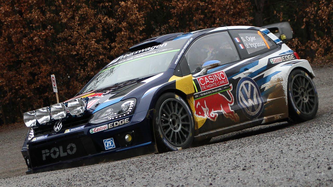 Watch WRC Rallye Monte Carlo Online