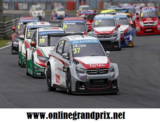 Watch Race FIA WTCC Hungary 2016 Live