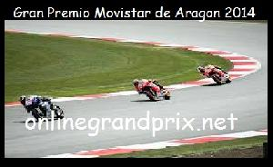 Watch Gran Premio Movistar de Aragon 2014 Stream